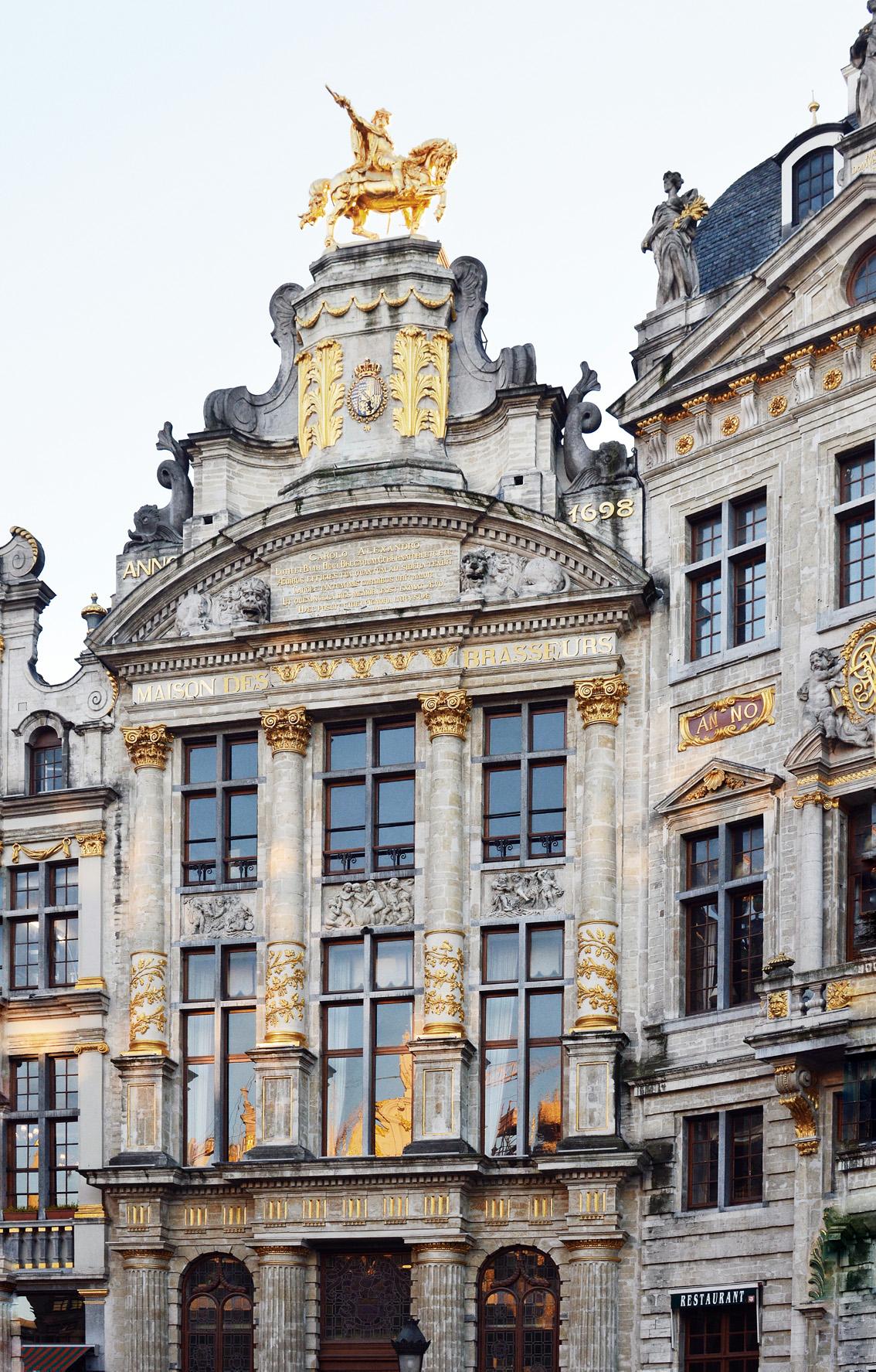 5 Un weekend in Belgio, diario di viaggio di Bruxelles.
