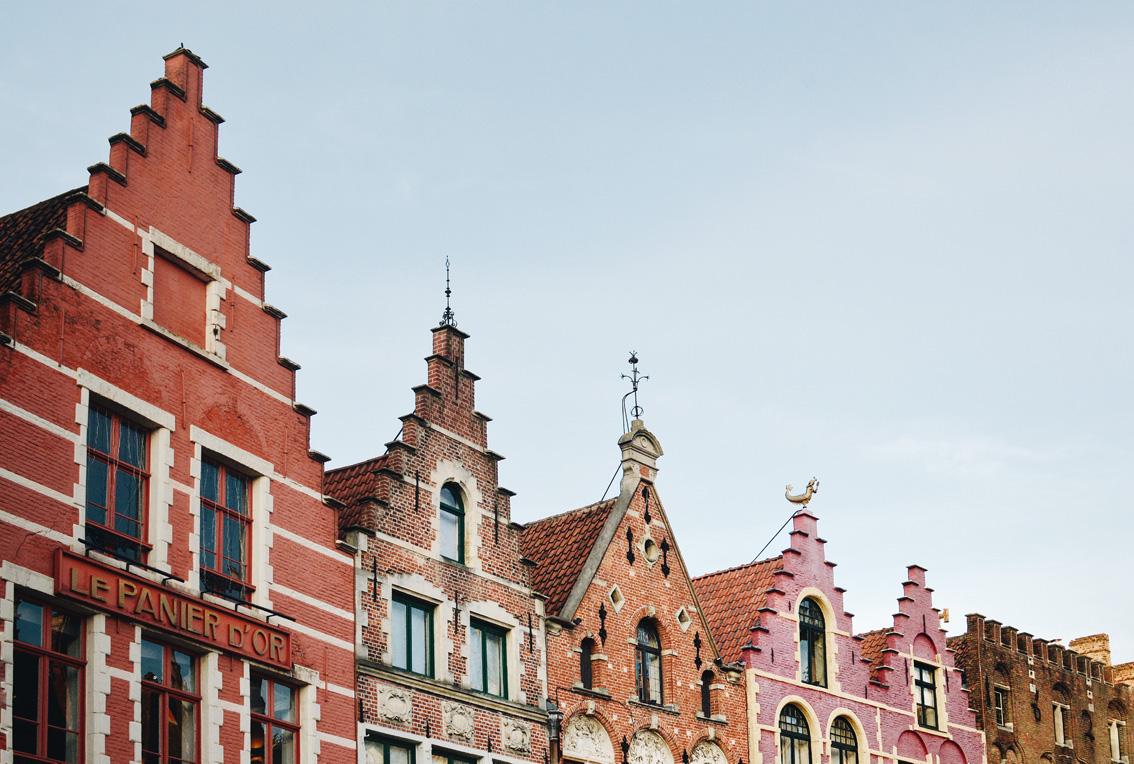 50-1 Un weekend in Belgio. Alla scoperta delle Fiandre: Bruges .