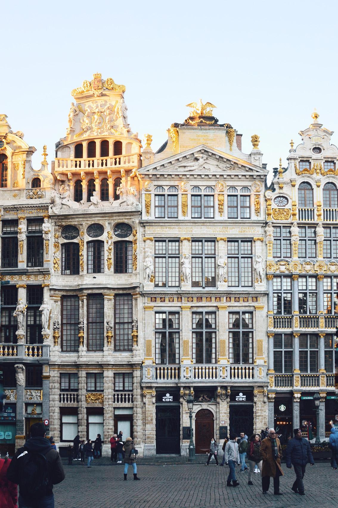 7 Un weekend in Belgio, diario di viaggio di Bruxelles.