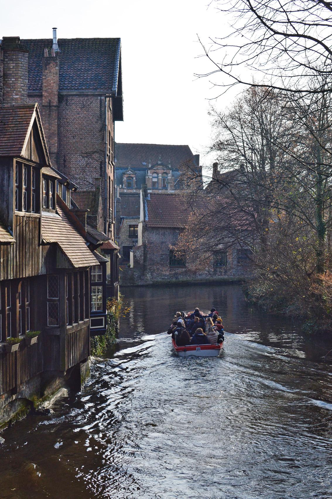 8-3 Un weekend in Belgio. Alla scoperta delle Fiandre: Bruges .