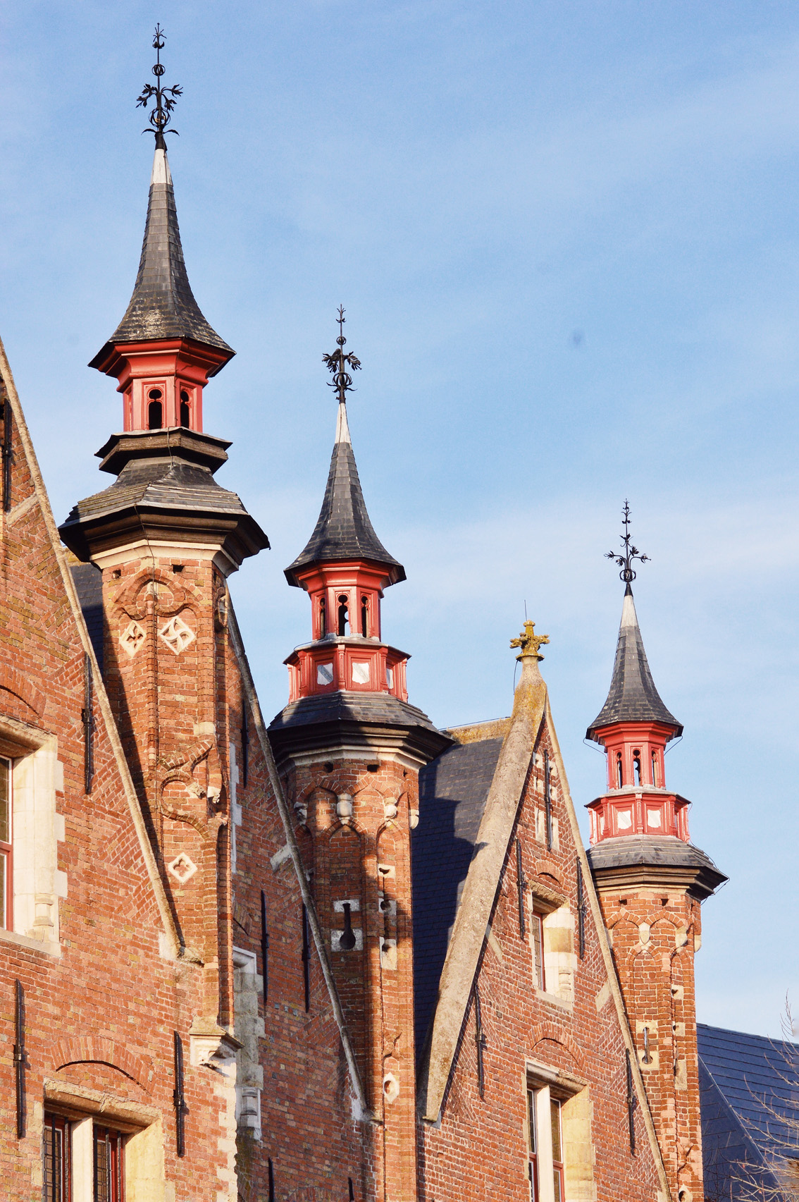 9-3 Un weekend in Belgio. Alla scoperta delle Fiandre: Bruges .