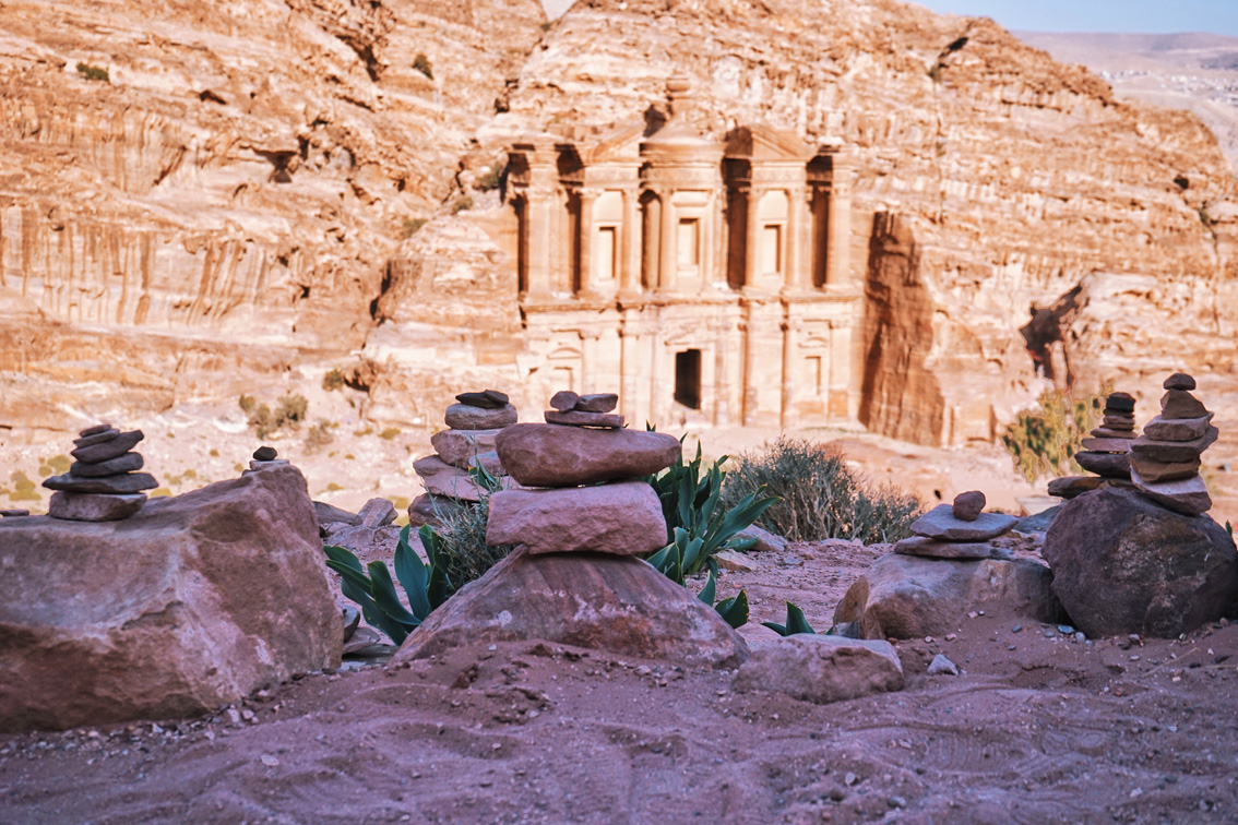 10-3 The Treasury of Petra and the lowest place on Earth. Jordan, second chapter.