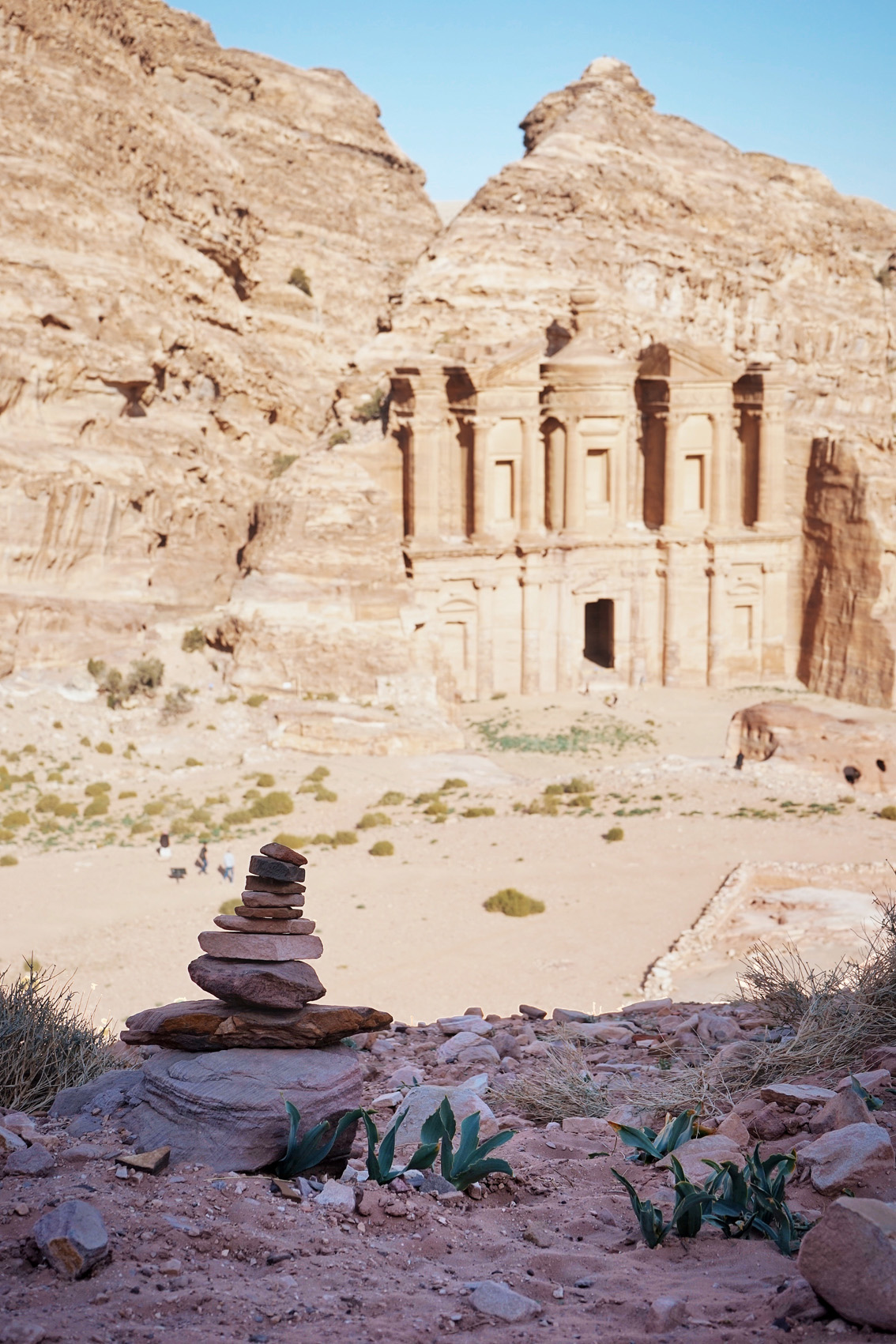 26-1 The Treasury of Petra and the lowest place on Earth. Jordan, second chapter.