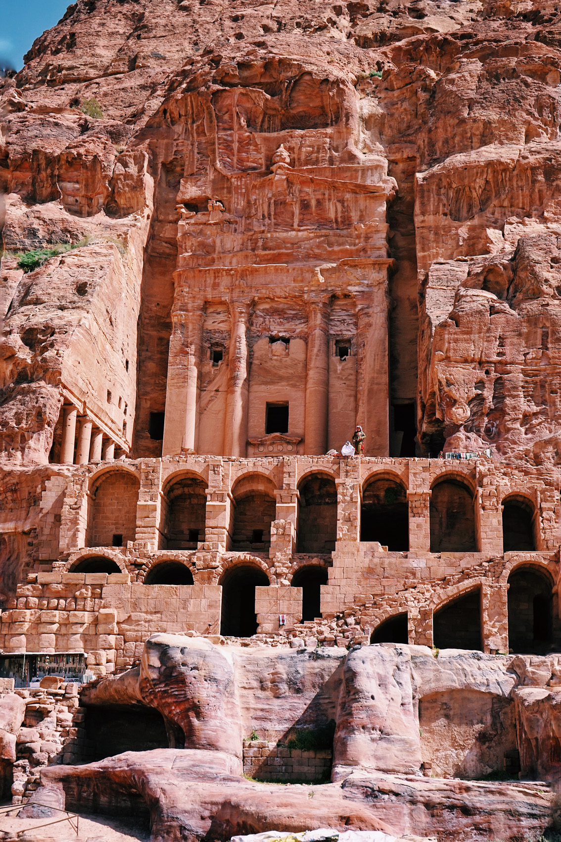 36 The Treasury of Petra and the lowest place on Earth. Jordan, second chapter.