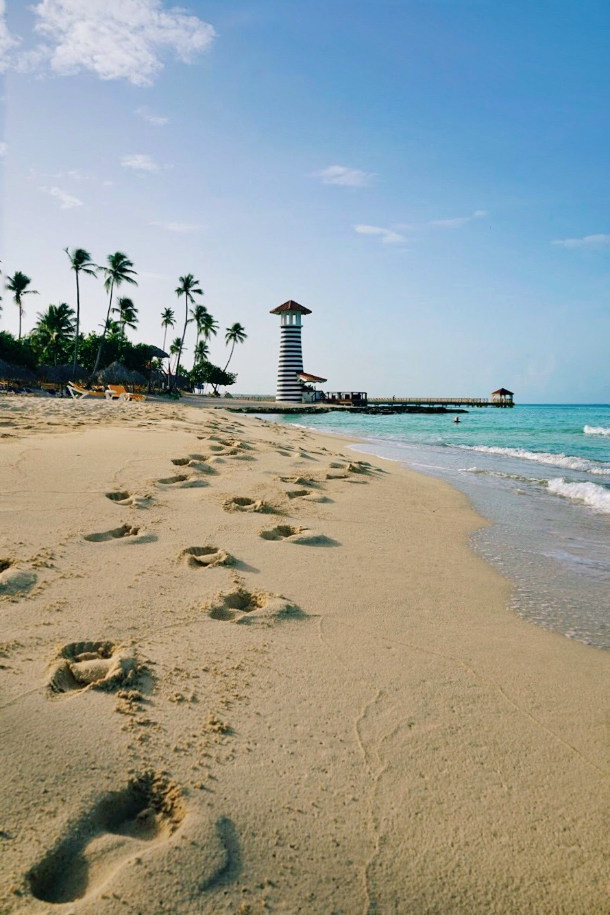 4FBBDB6F-DF91-41EB-A3B4-4B412C3F6F40 Viva Dominicus Beach, my Caribbean experience. How can heaven be more beautiful?