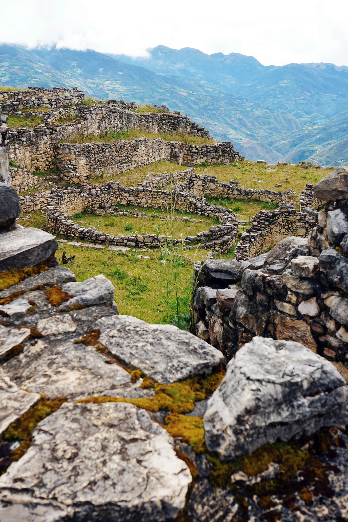 14-1 Lesser known places in Peru: Chachapoyas - a natural paradise to discover.