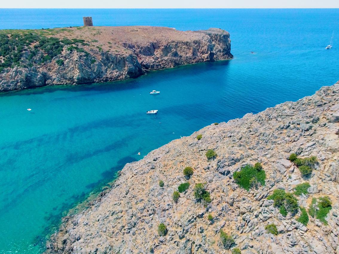14 2 days in Cagliari ( Sardinia ), where to sleep to discover the best beaches.