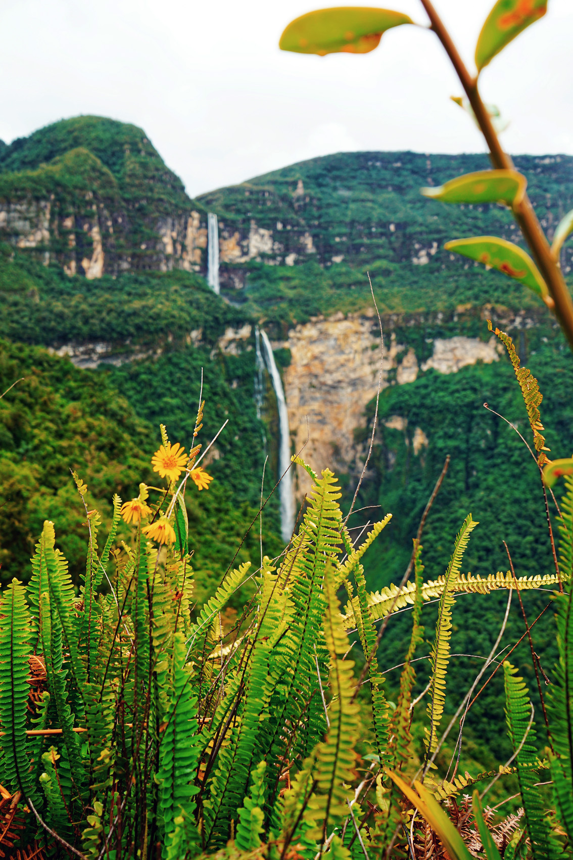 22-1 Lesser known places in Peru: Chachapoyas - a natural paradise to discover.