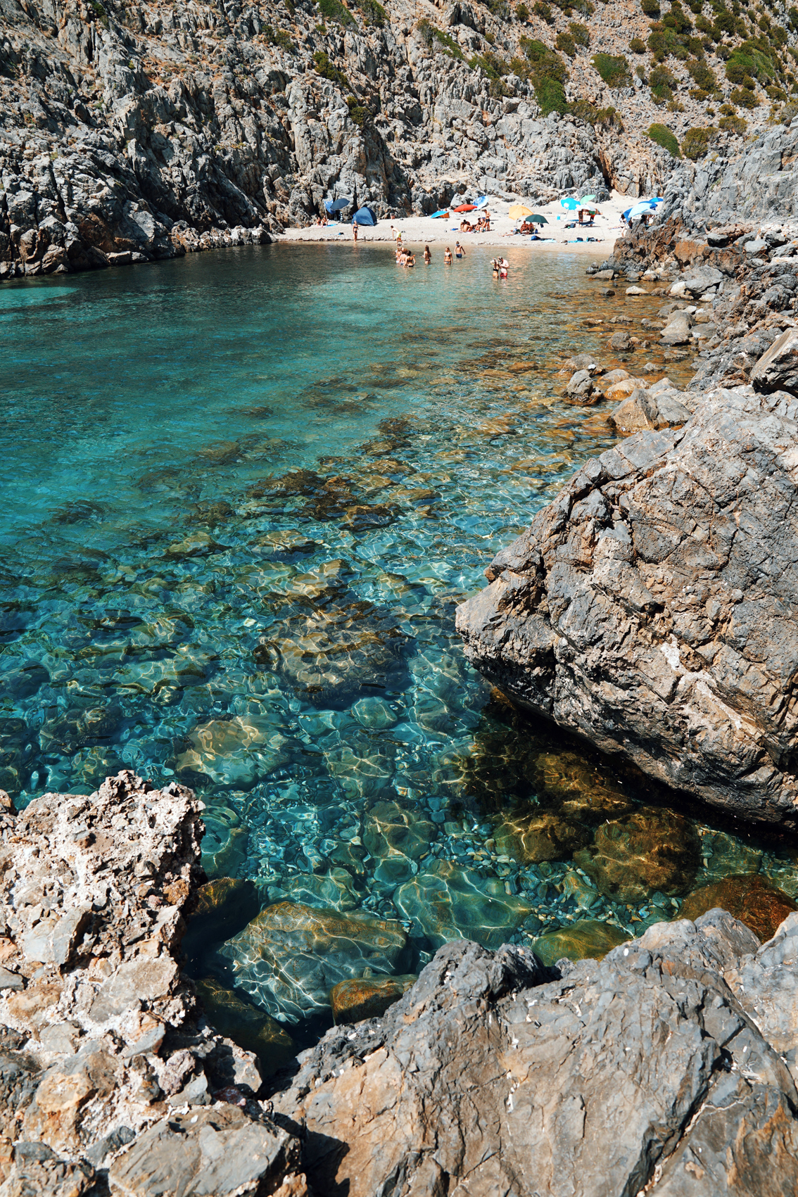25 2 days in Cagliari ( Sardinia ), where to sleep to discover the best beaches.
