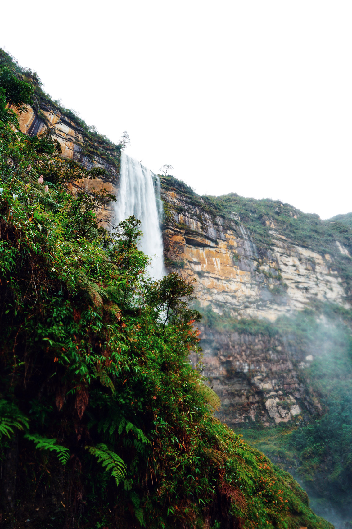 32 Lesser known places in Peru: Chachapoyas - a natural paradise to discover.