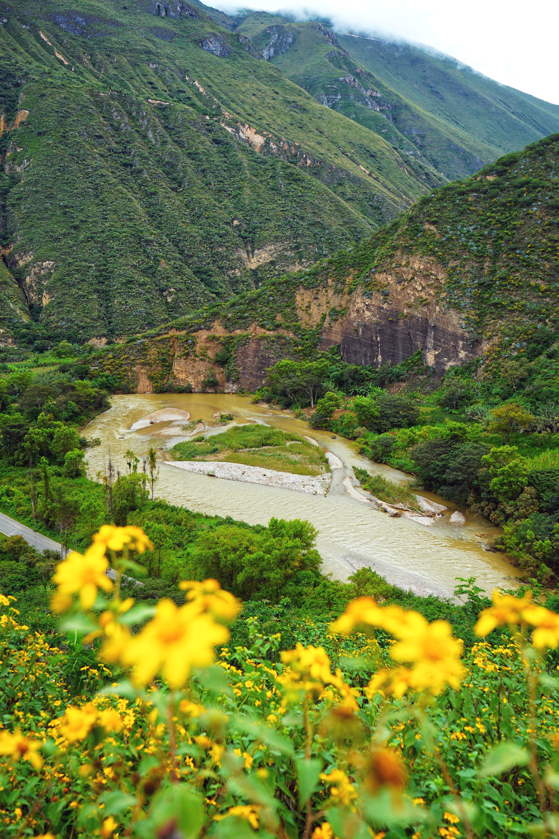 4-1 Lesser known places in Peru: Chachapoyas - a natural paradise to discover.