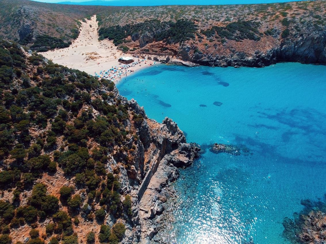 6 2 days in Cagliari ( Sardinia ), where to sleep to discover the best beaches.