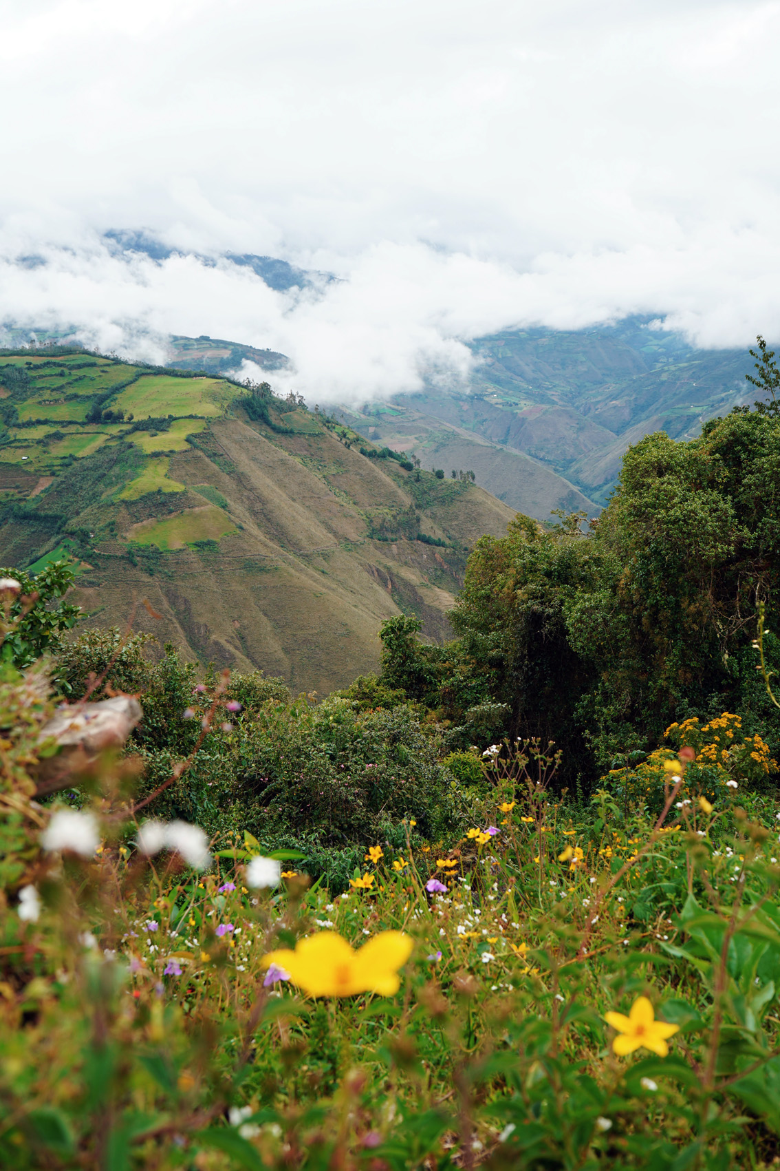 7-1 Lesser known places in Peru: Chachapoyas - a natural paradise to discover.