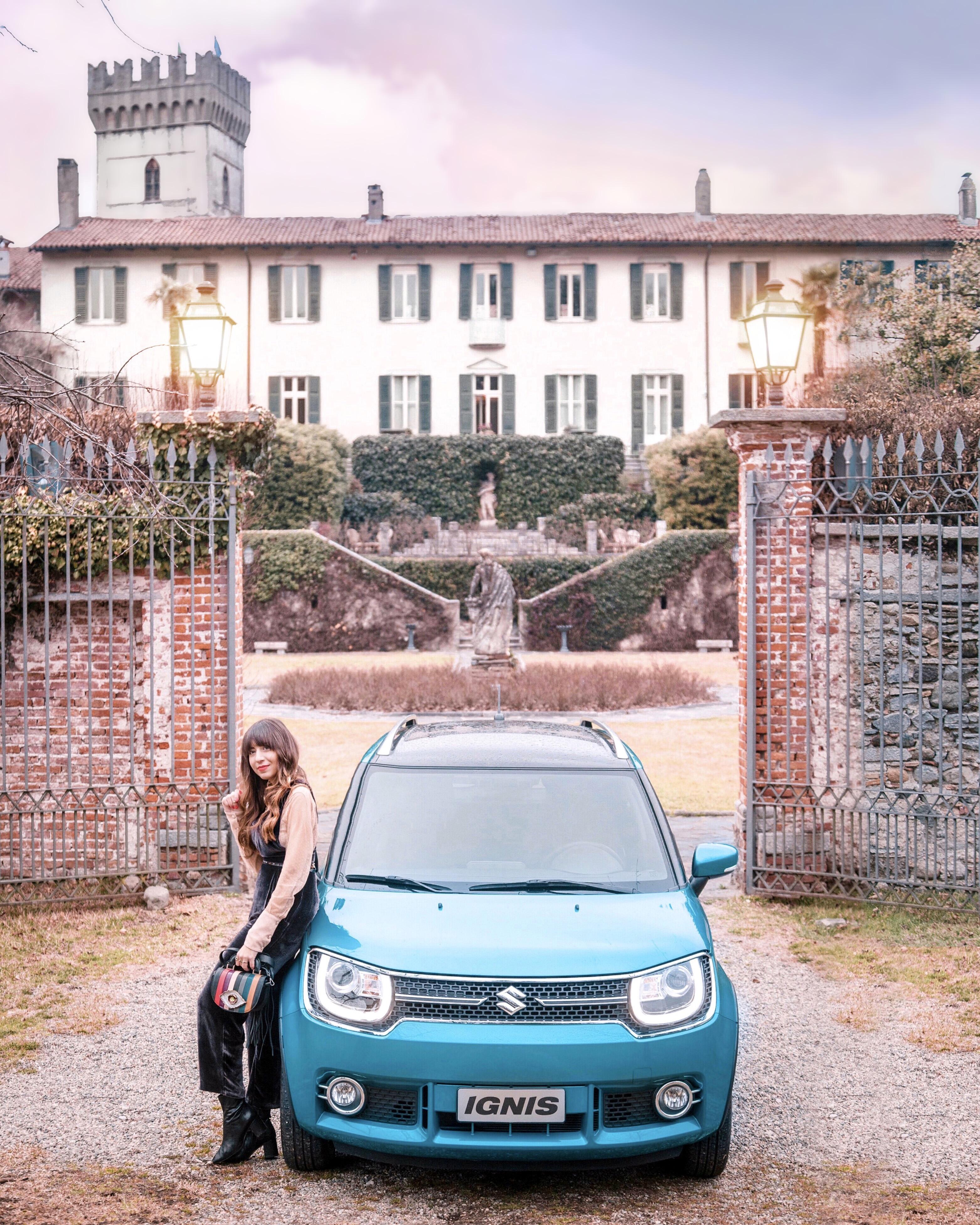 Suzuki Ignis Challenge
