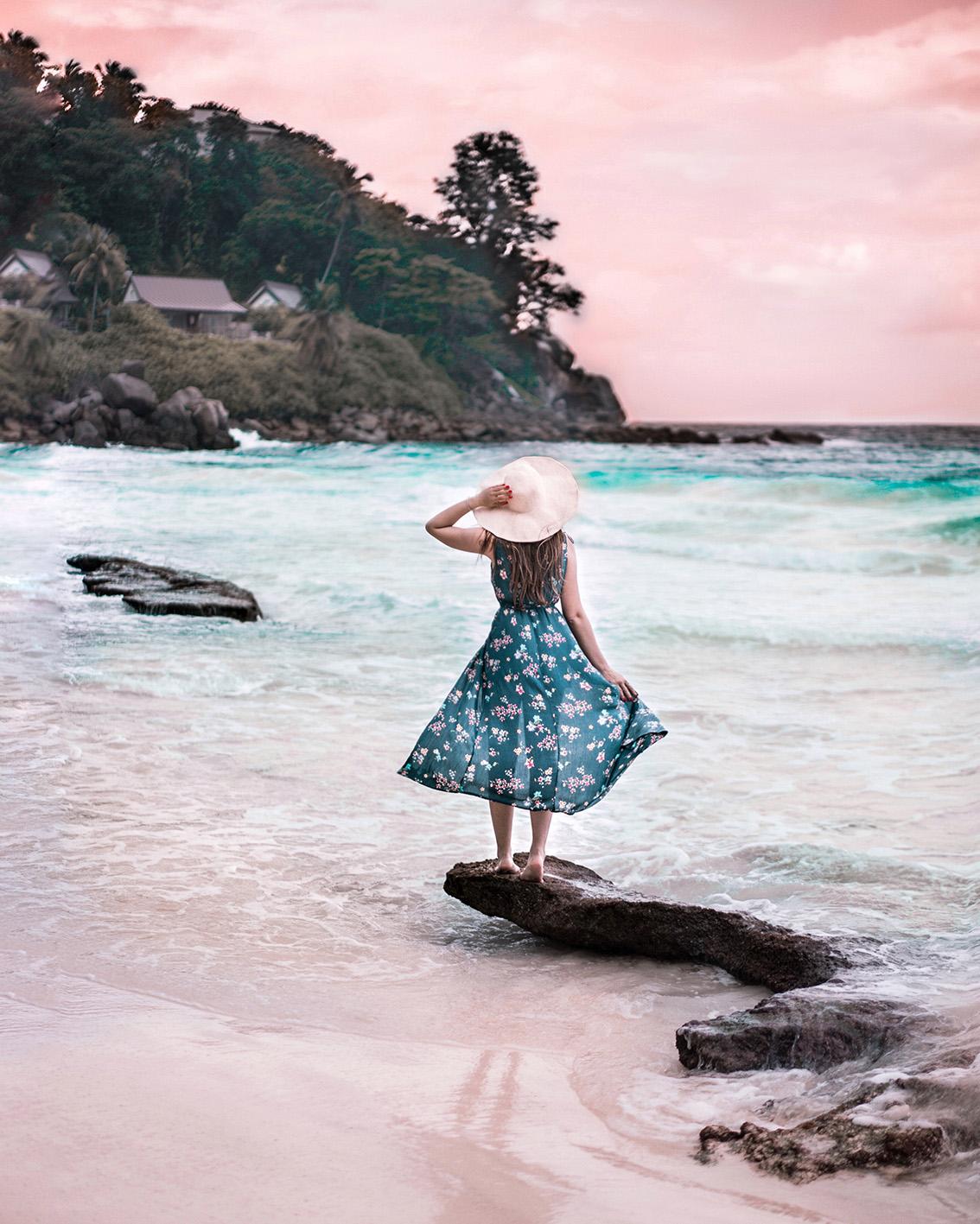 1 Dove trovare l'estate a Gennaio? Diario di viaggio delle Seychelles.
