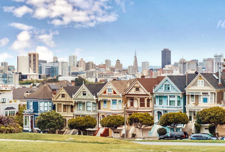 10 Instagram places San Francisco