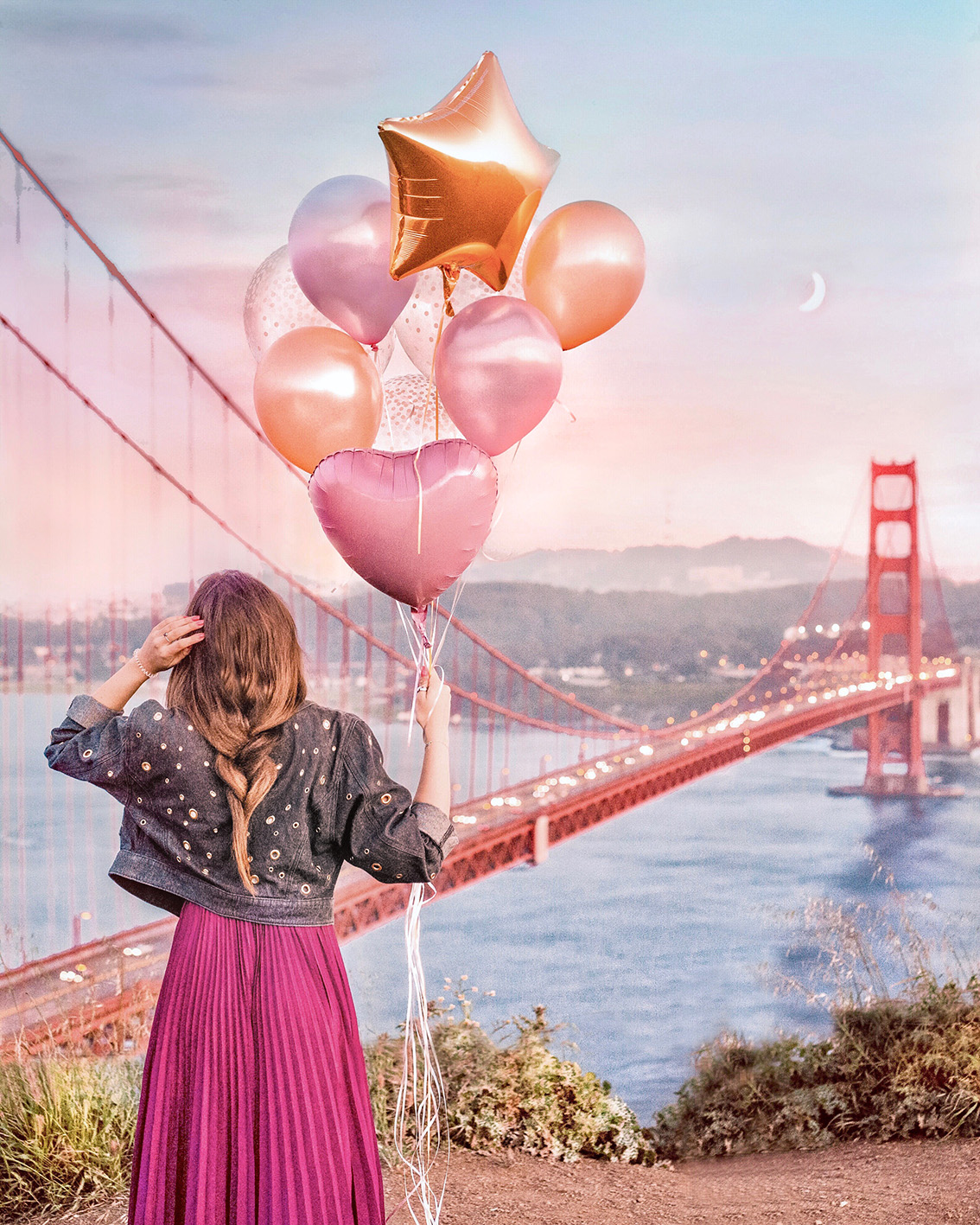 9 10 most instagrammable places in San Francisco you don't have to miss!