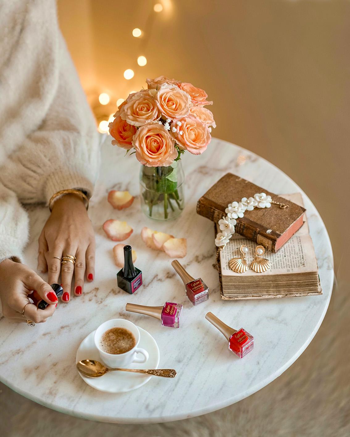 1 Come avere una manicure sempre perfetta? Vi svelo il mio segreto con Estrosa.