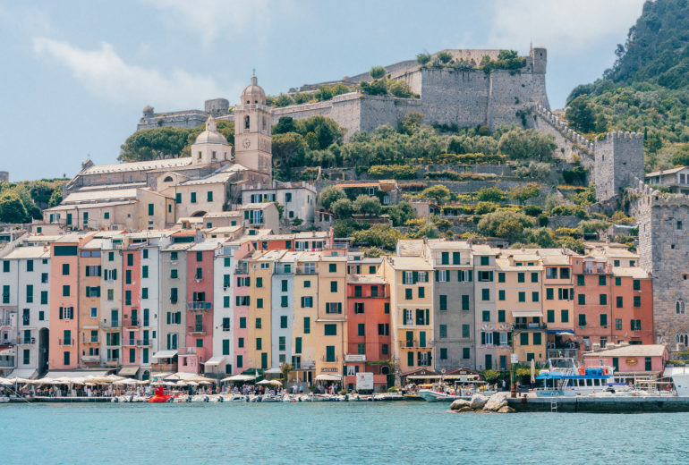 Golfo dei Poeti: a wonderful Liguria to be discovered with the SISTINA Project.