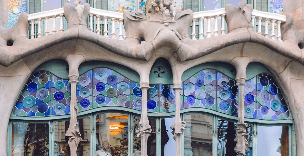 Casa Batlló: all you need to know about Antoni Gaudì's masterpiece.