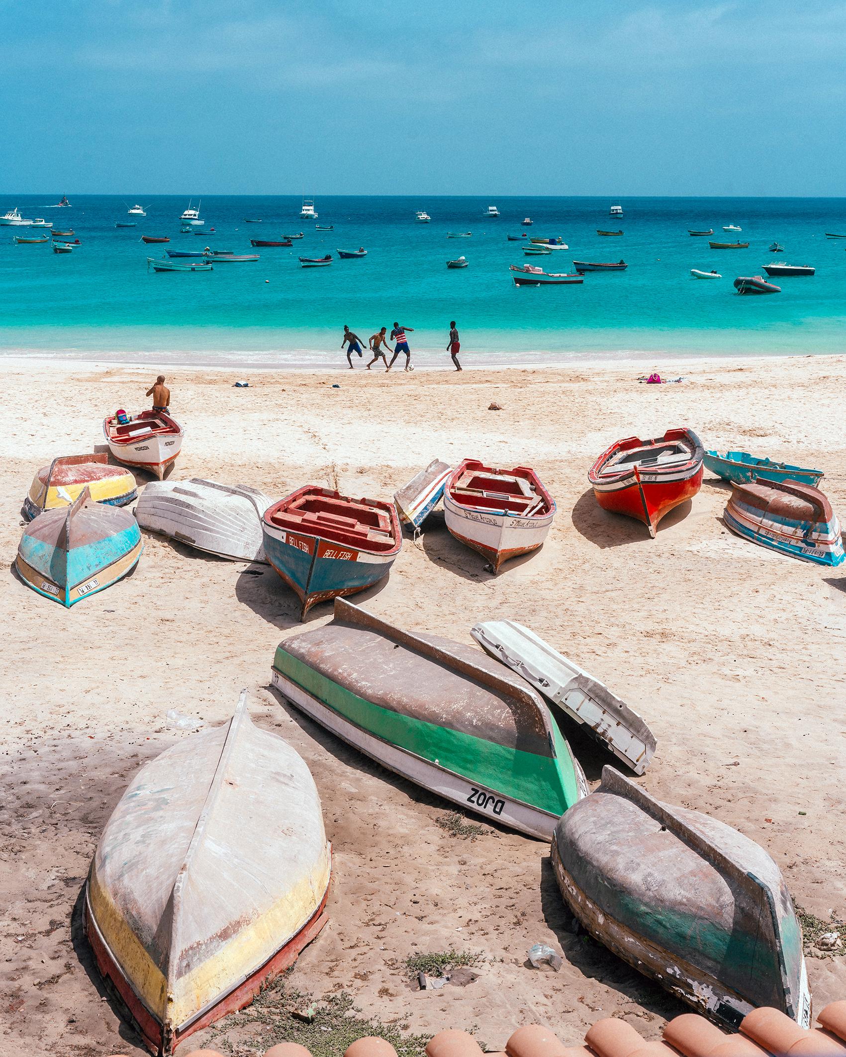 10 cose da fare e vedere a Capo Verde - Isola di Sal