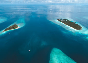Maldives in guest houses