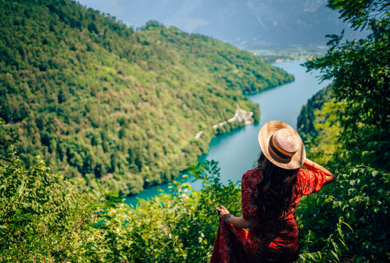 Natura da fiaba in Trentino: una Valsugana tutta da scoprire.