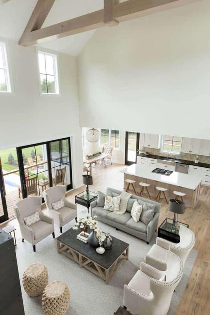 stile-americano-casa3-683x1024 10 stili di tendenza per la casa 2021: come ispirarsi con MTV Cribs Italia