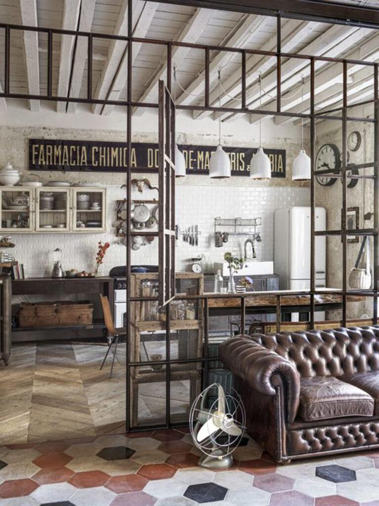 stile-industriale-casa2-767x1024 10 stili di tendenza per la casa 2021: come ispirarsi con MTV Cribs Italia