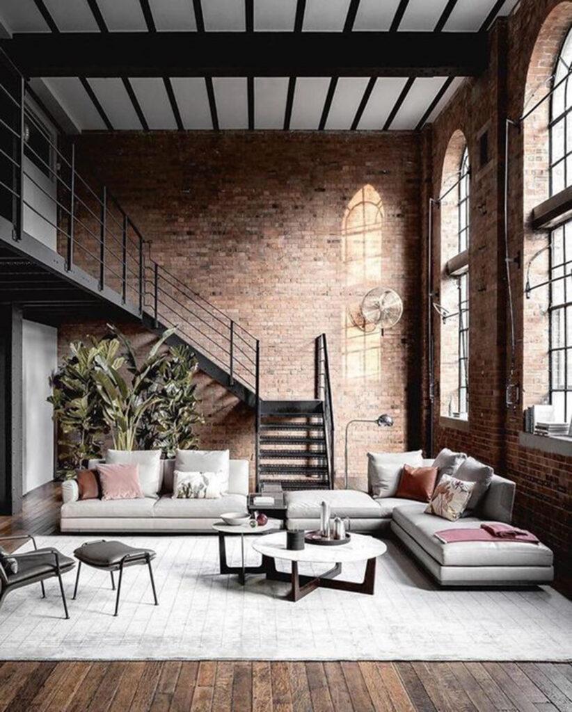 stile-industriale-casa5-822x1024 10 stili di tendenza per la casa 2021: come ispirarsi con MTV Cribs Italia